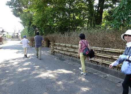 石本酒造の竹穂垣