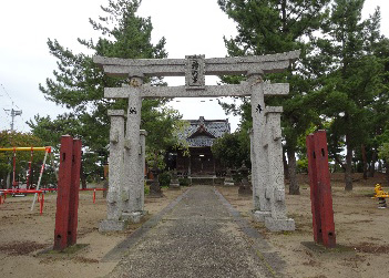 北山神社(神明宮)