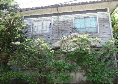 旧大江山郵便局