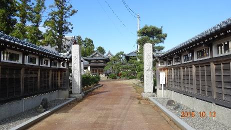 本傳寺(日蓮宗)