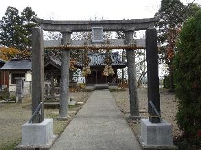 西野の諏訪神社