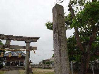 八幡宮(江口地区)