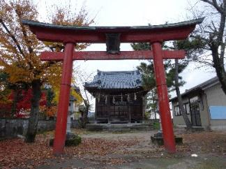 神明宮(笹山地区)