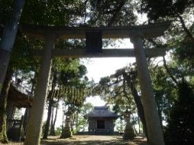 諏訪神社(松山地区)