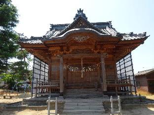 神明宮(茗荷谷地区)