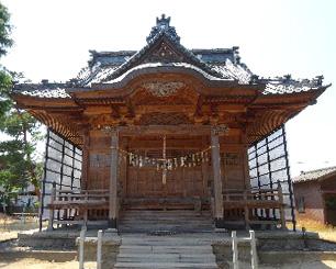 茗荷谷神社